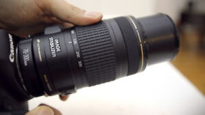 Canon 70-300mm IS USM