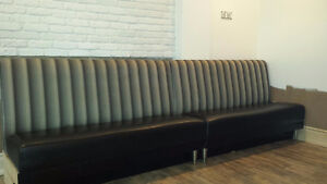 10 Foot Banquette