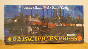 President's Choice 4-6-2 Pacific Express train set