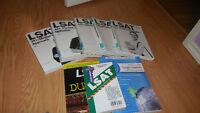 LSAT study books