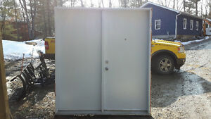 Double Insulated doors from Lowens 72 x 80 for sale....obo