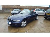 1999 (T) BMW Z3 1.9 16V, EXELLENT LOW MILEAGE EXAMPLE
