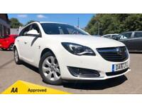 2016 Vauxhall Insignia 2.0 CDTi (170) ecoFLEX SRi Nav Manual Diesel Estate
