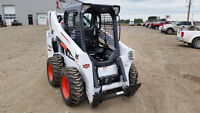 2015 Bobcat S570 ! Our loss is your gain!