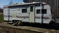1994 sunline 22ft travel trailer
