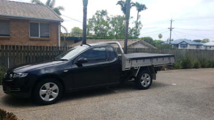 FG FALCON MK11 CHASSIS CAB 4.0 LT LPI 6 SPEED AUTO Morningside Brisbane South East Preview