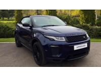 2018 Land Rover Range Rover Evoque Convertible 2.0 TD4 HSE Dynamic 2dr Automatic