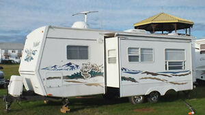 Trailer RV for rent