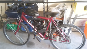 Brand New Motorized Bicycle