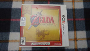 Nintendo 3DS The Legend of Zelda: Ocarina of Time 3D