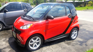 2013 Smart Fortwo Reduced!!!!