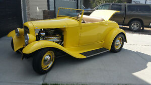 "1930 FORD MODEL ""A"" ROADSTER (MOVING MUST SELL)"