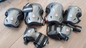 Firefly Rollerblade Protective Padding Set - Excellent Condition