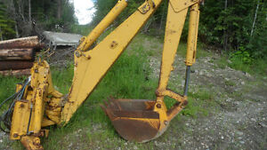 Backhoe attachment for sale or trade
