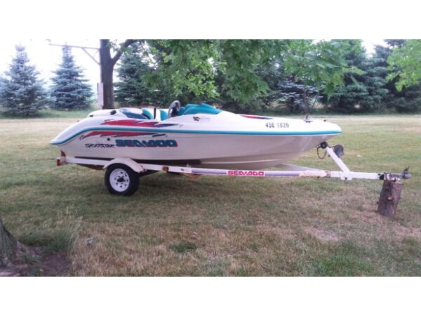 Used 1996 Sea Doo/BRP Sportster