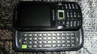 SAMSUNG cell phone on telus $40.