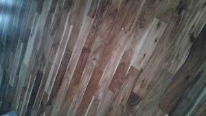 250 sq ft Tropical walnut Hardwood