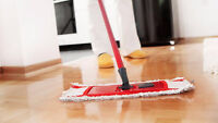 Residential cleaner needed for local cleaning company