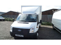 Ford Transit 2.2TDCi ( 125PS ) ( EU5 ) ( RWD ) 350 box van with tail left