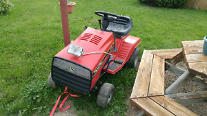 Lawn mower trade