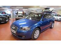 2006 AUDI A3 1.6 Special Edition Very Clean Example