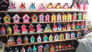 Bird Houes For Sale!