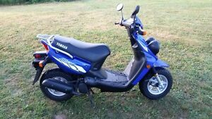 Yamaha Gas Scooter, Only 5625 Km's