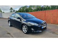 2014 FORD FOCUS ZETEC 1.6 TDCI *62000 MILES*FINANCE FROM £30 A WEEK*