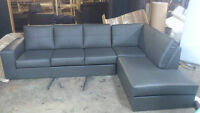 BRAND NEW CANADIAN MADE SECTIONALS ....STARTING FROM $599