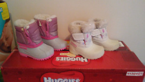 Baby boots size 3, 4