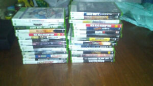 Selling used xbox 360 with used accessories