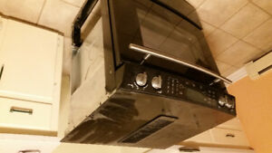 Jenn air downdraft stove for parts