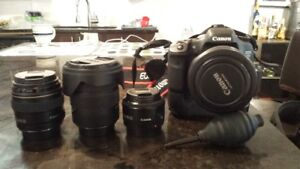 Canon EOS 7D Camera Body Only + GRIP