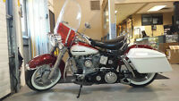1964 Harley Davidson FL Duo-Glide Panhead Numbers Match- Museum