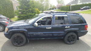 Jeep Grand Cherokee 2004 Limited