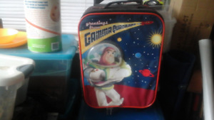 Toy Story 2 Buzz Lightyear Rolling Suitcase