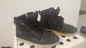 Geox ankle boots for boys, size US 1