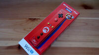 Brand New Sealed Limited Edition Red Mario Wii U Remote