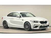 2018 BMW M2 M2 Competition Coupe Petrol Manual