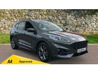 Ford Kuga 2.0 EcoBlue mHEV ST-Line First Edition 5dr - Low M Estate Diesel Manua