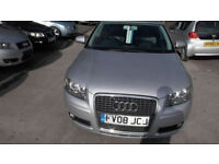 Audi A3 Sports TDI Turbo Diesel Sequential Automatic 5 Door