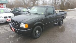 FORD RANGER *** LONG BOX PICKUP *** CERT $4495 Peterborough Peterborough Area image 1