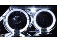 BMW Z4 Halo LED Zenon Headlights (high power)