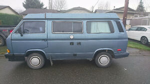 Reduced - 1989 VW Westfalia Camper - Located in Campbell River Campbell River Comox Valley Area image 3