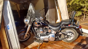 Harley for sale or trade