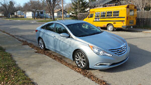 2011 Hyundai Sonata Sedan. Warranty