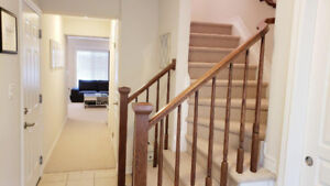 FURNISHED - 3 Bed, 2.5 Bath townhouse in Niagara Falls for Rent