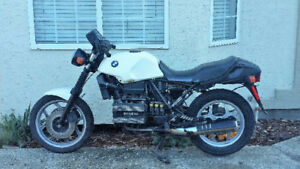 BMW K75 FOR SALE - EXCELLENT MECHANICAL CONDITION - PRICE DROP