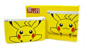 Limited Edition Pikachu 3DS XL (Toys R Us: March 2013)