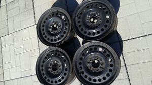 "4 15"" Grand Am Steel rims for Sale!"